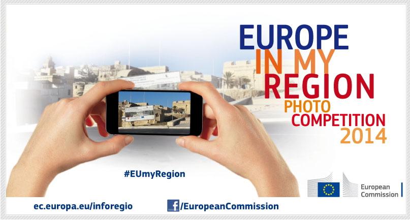 Concurso de fotografía Europa en mi Región