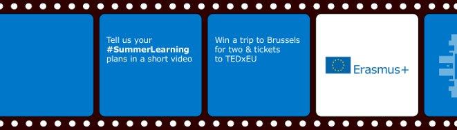 Concurso de vídeo Erasmus+ SummerLearning