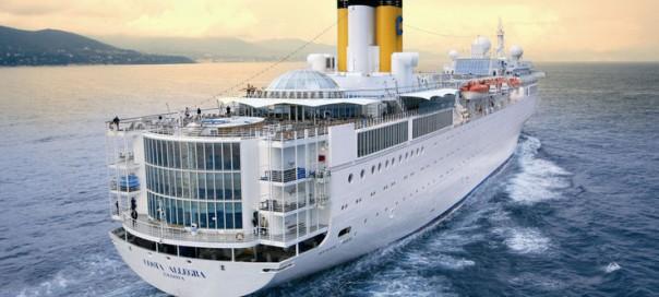 Trabajo en los cruceros COSTA