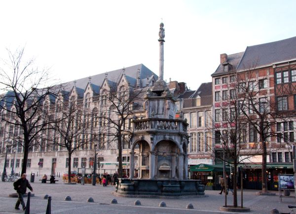 SVE en Liège -Belgica