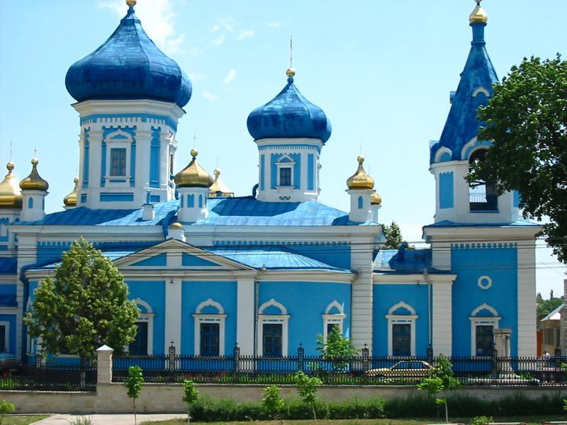 SVE de actividades sociales y culturales en Chisináu -  Moldavia
