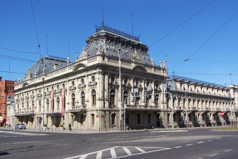 2 Plazas de SVE sobre arte y cultura en Łódź (Polonia)