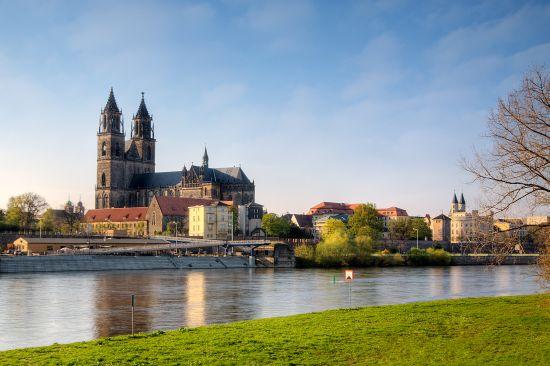 Plaza SVE en Magdeburg (Alemania) sobre actividades interculturales