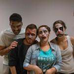 Fiesta Halloween en Carabanchel