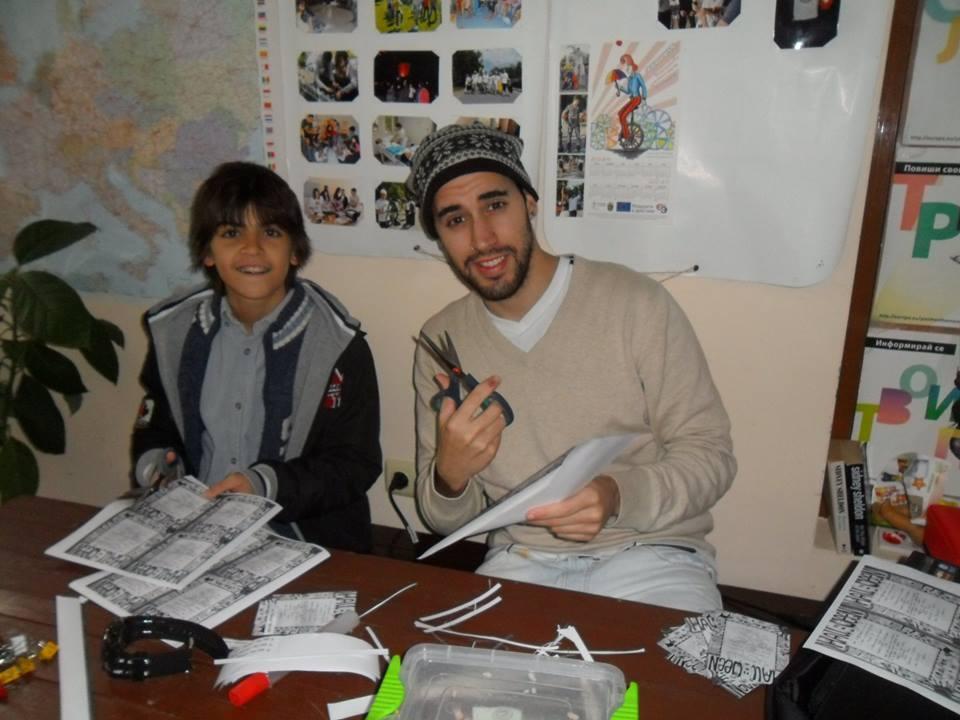 Sergio en Burgas (Bulgaria)