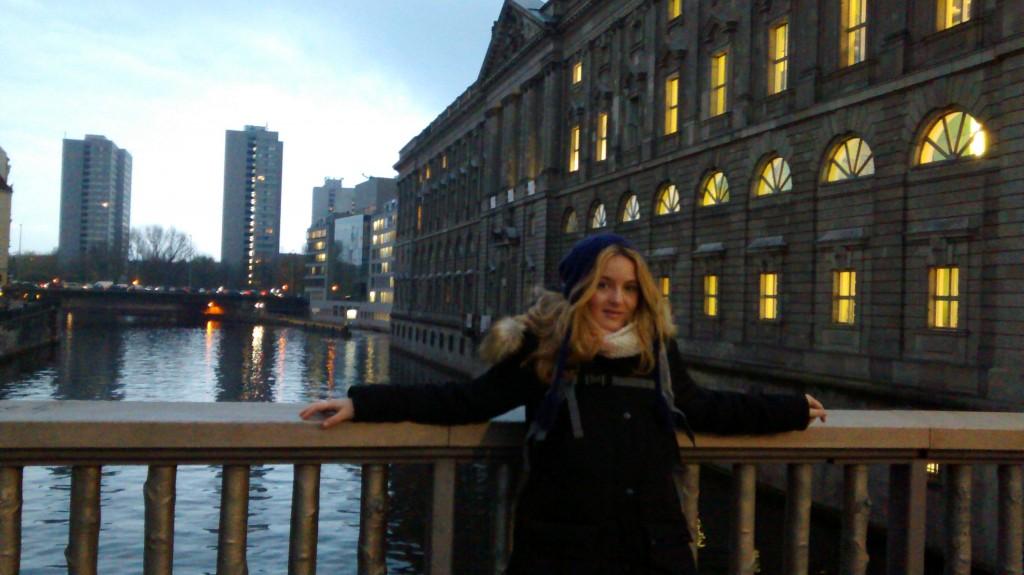 Alicia de SVE en Polonia