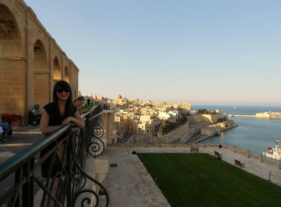 La experiencia de Ania durante prácticas en Malta