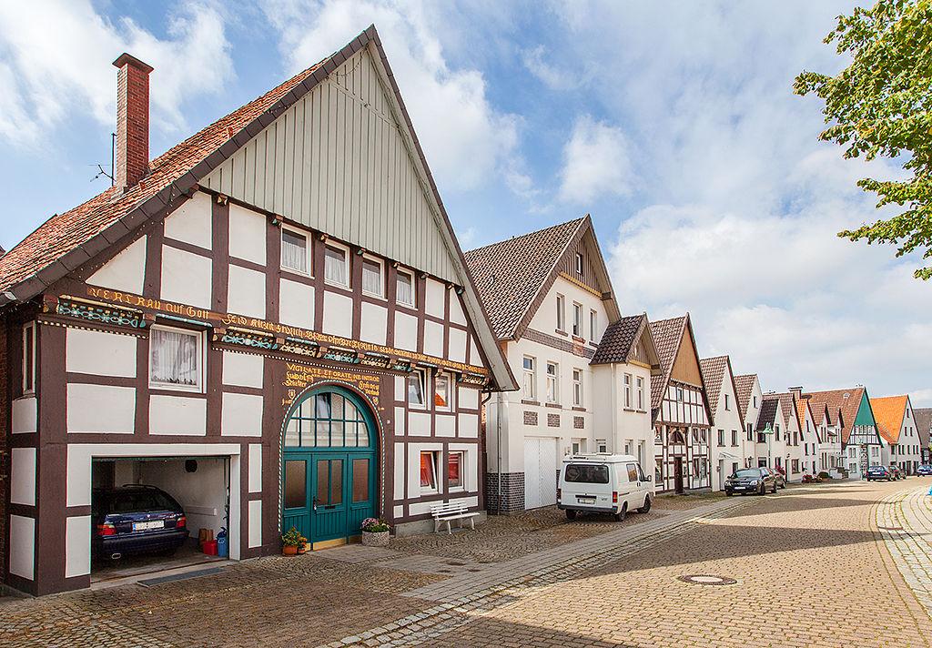 SVE en Barntrup! - Alemania