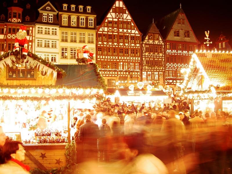 Las cosas que no pueden faltar en los mercados de Navidad alemanes