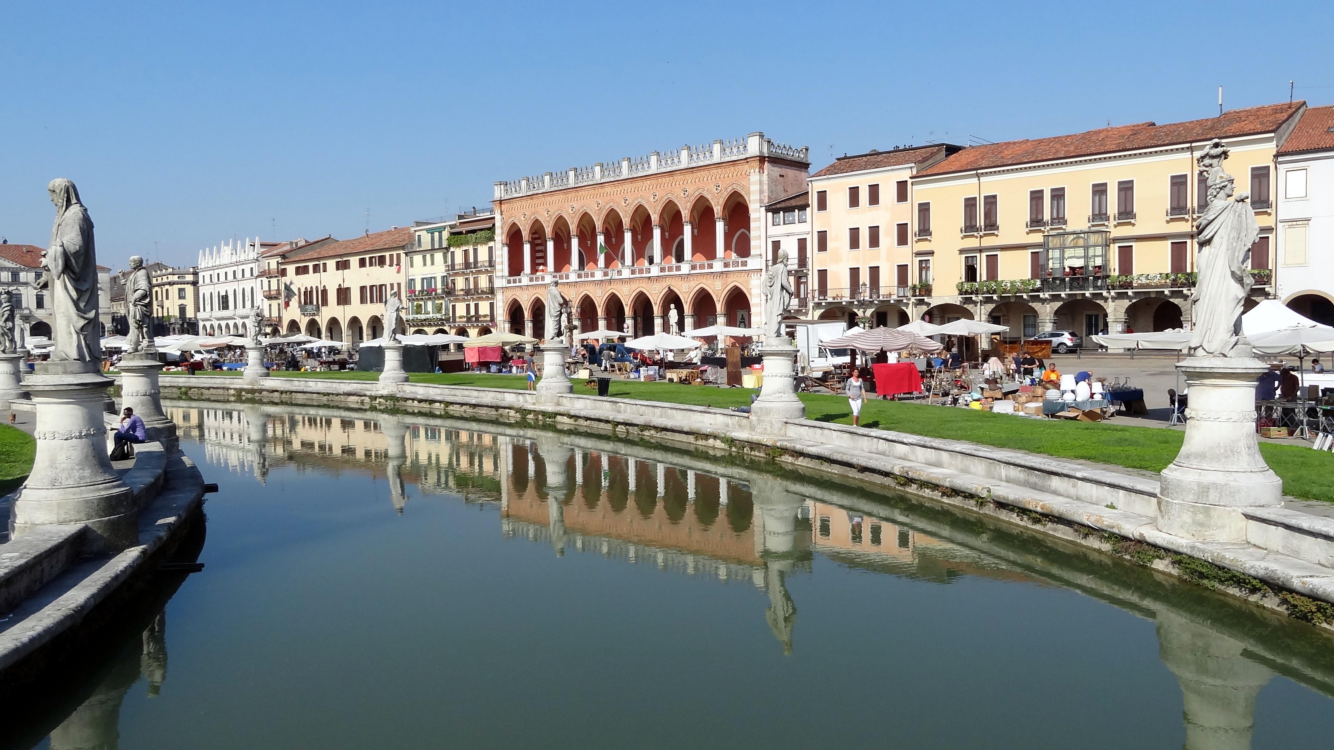 Cinco especialidades culinarias de Padua