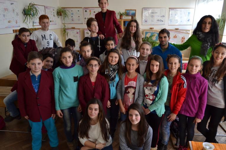 Experiencia de SVE en Rumania