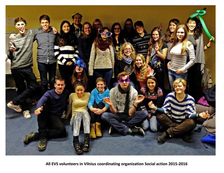 voluntariado europeo en lituania