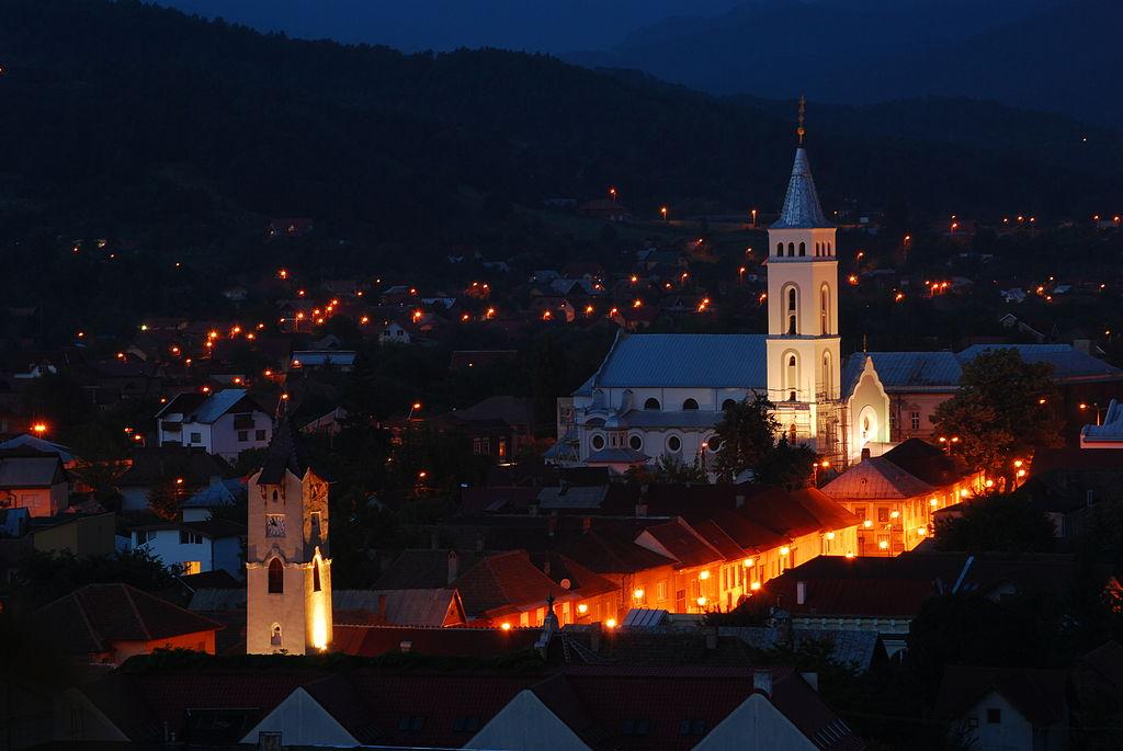 SVE de verano en Rumanía
