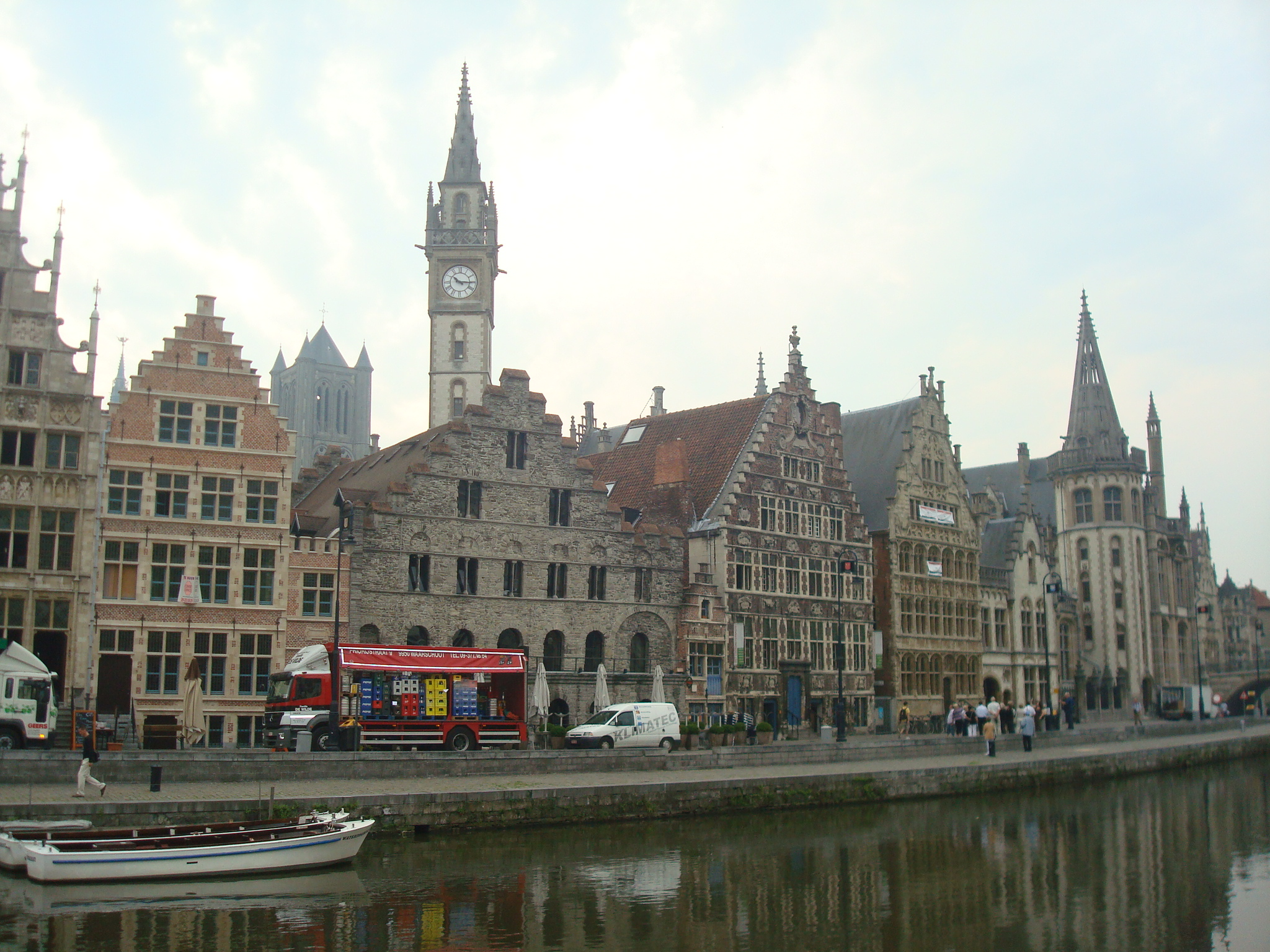 SVE en un proyecto social en Bélgica