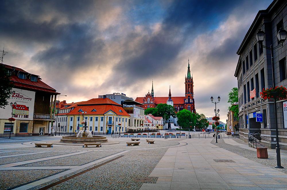 1 plaza de SVE en Polonia para un chico