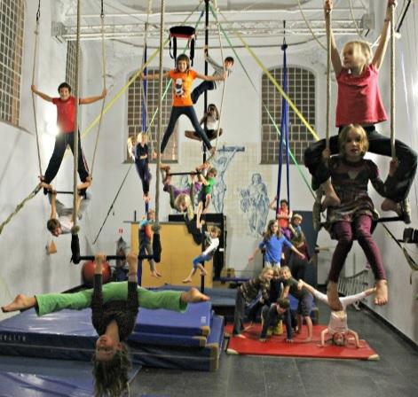 Voluntariado en circos en Alemania