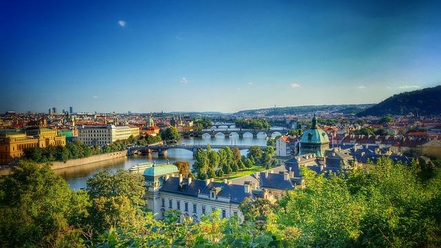 SVE en Praga, República Checa