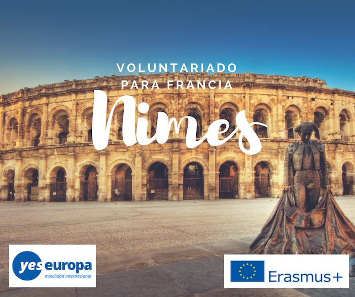 voluntariado europeo para francia
