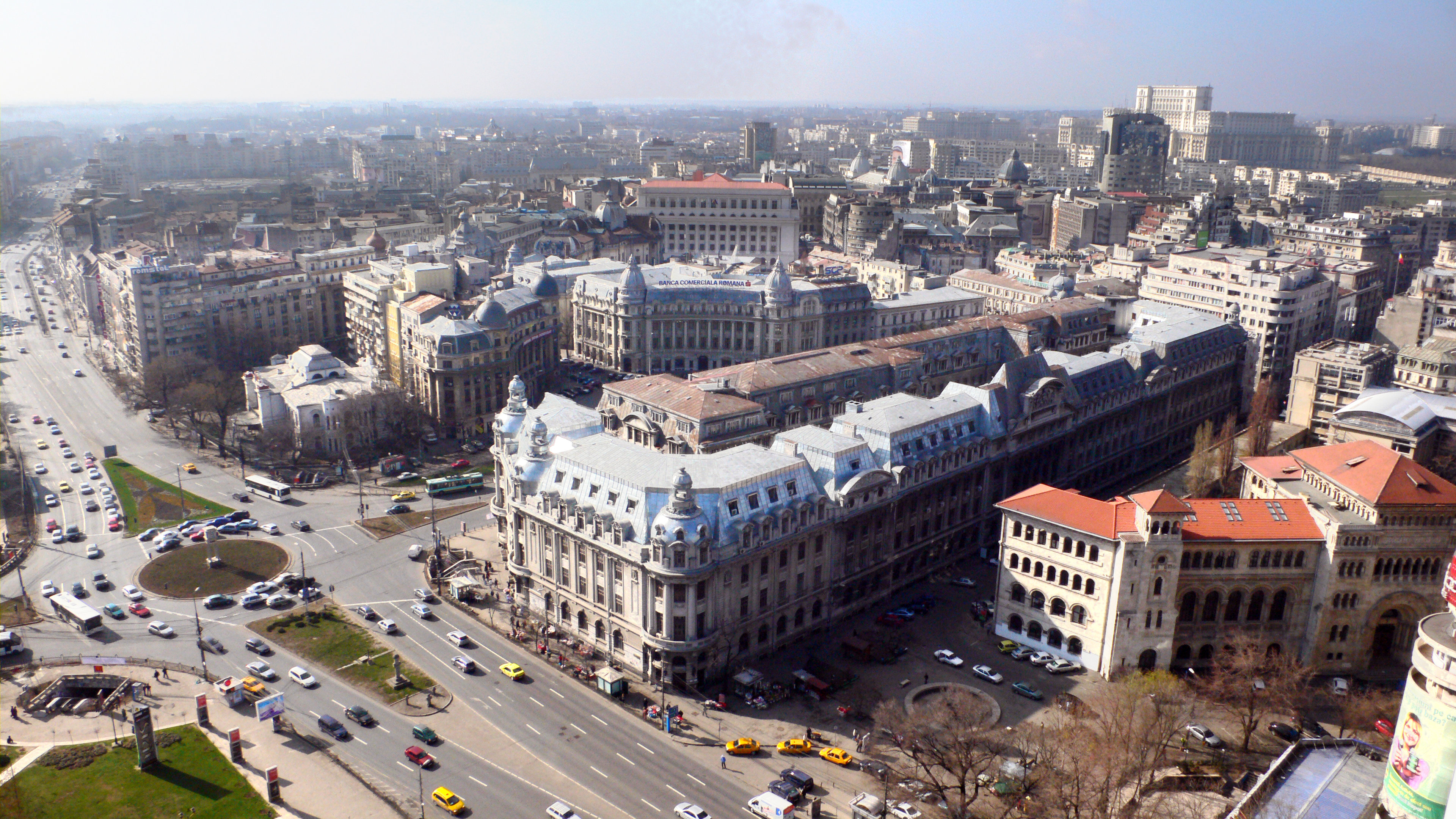 Plaza de EVS en Bucharest