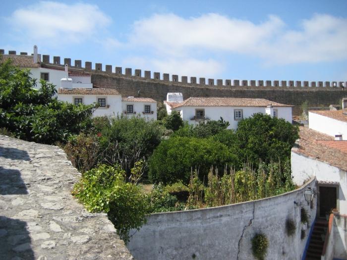 SVE en un sitio de recreo en  Portugal