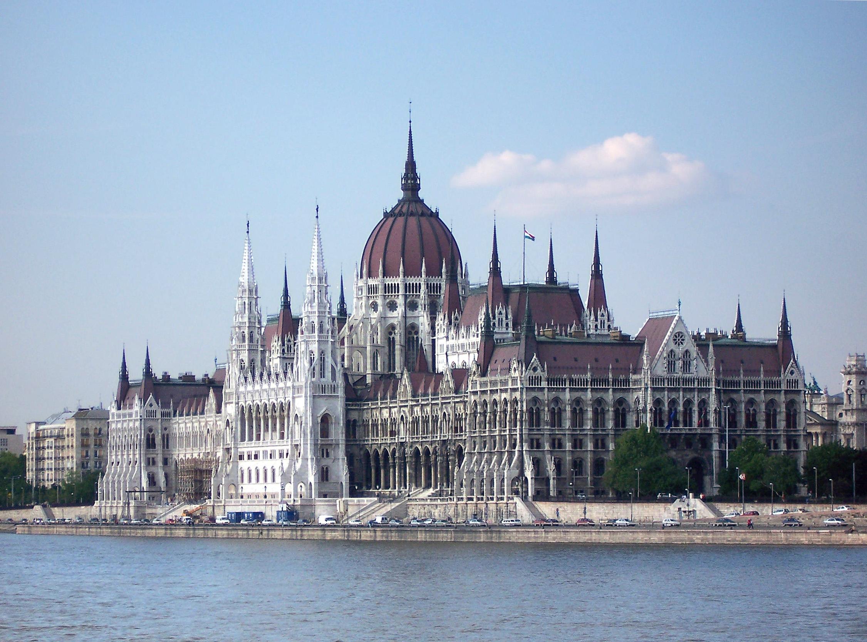 Mi primer viaje a Budapest