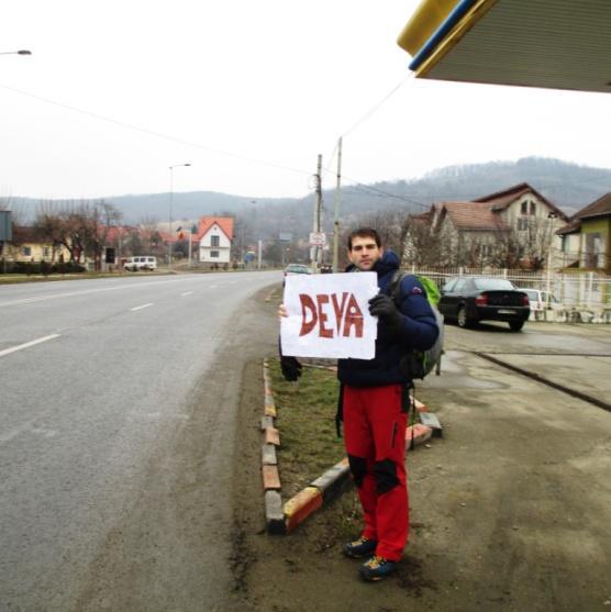 Experiencia de Antonio como voluntario en Rumania