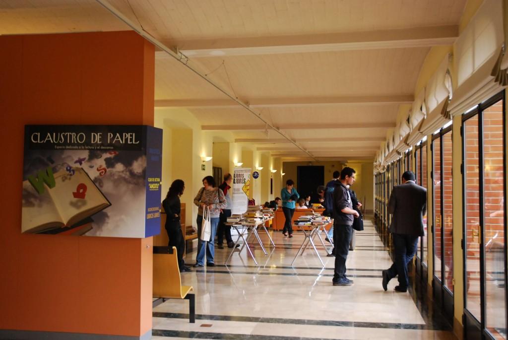bookcrossing en museo de america