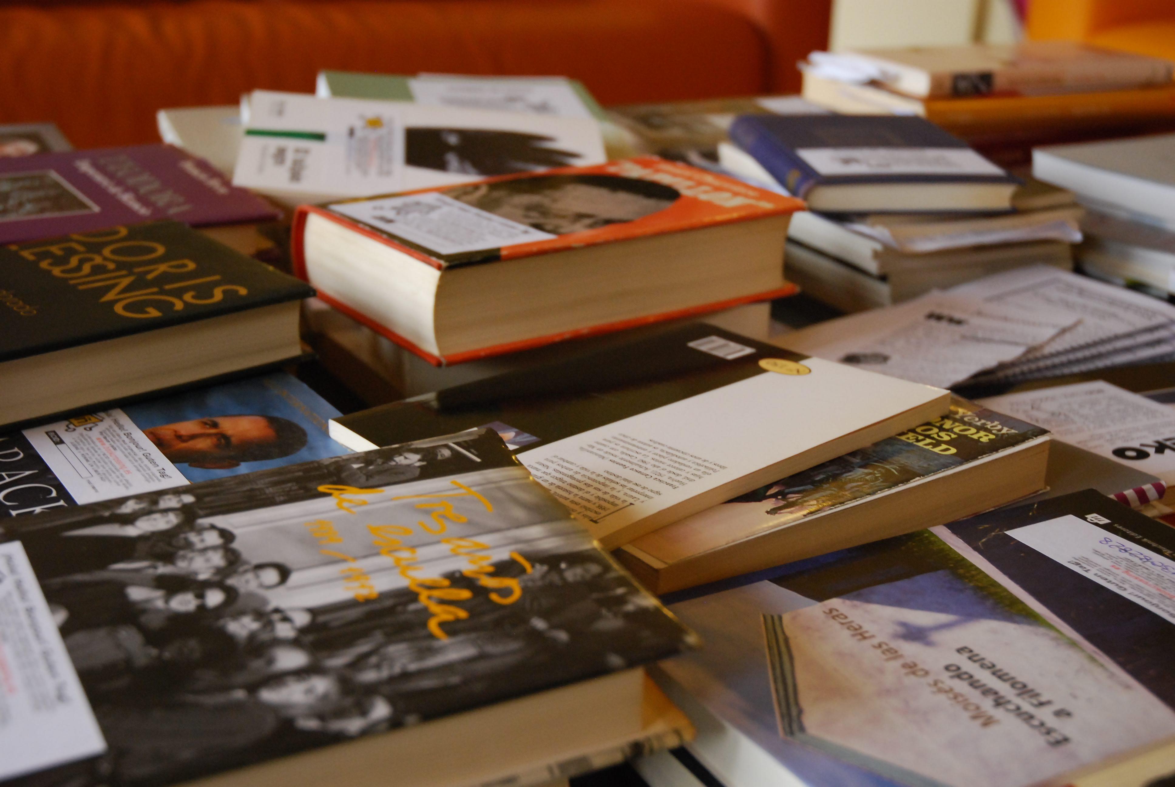 El Museo de América y YesEuropa liberaron más de 300 libros