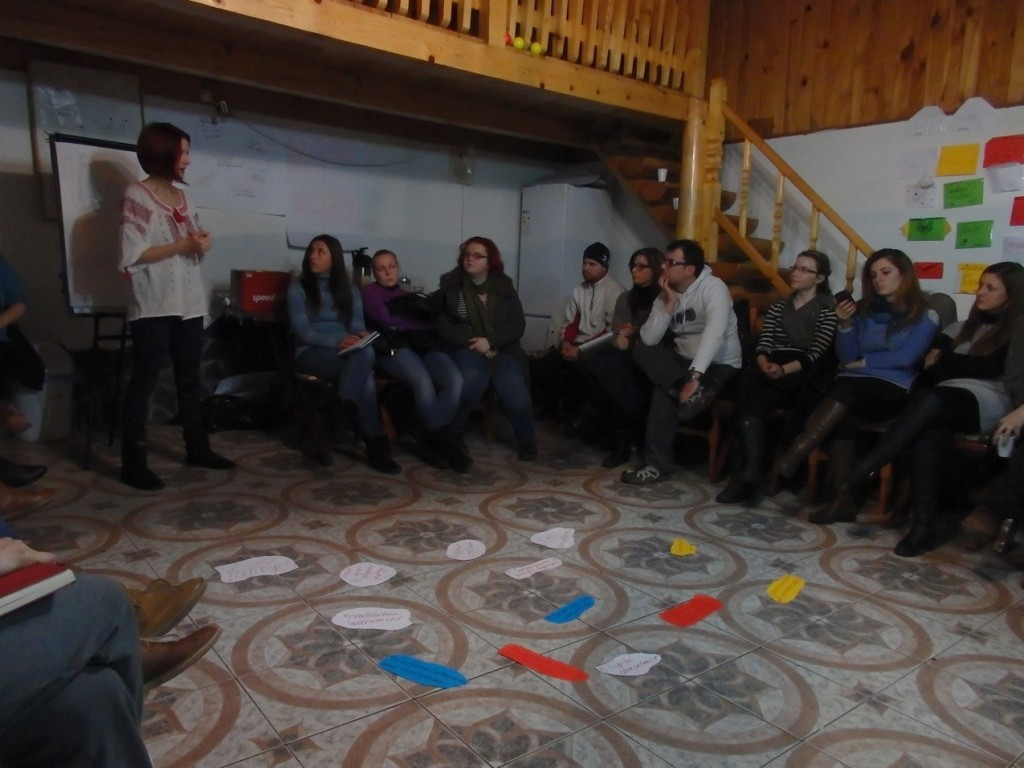curso erasmus+ en rumania