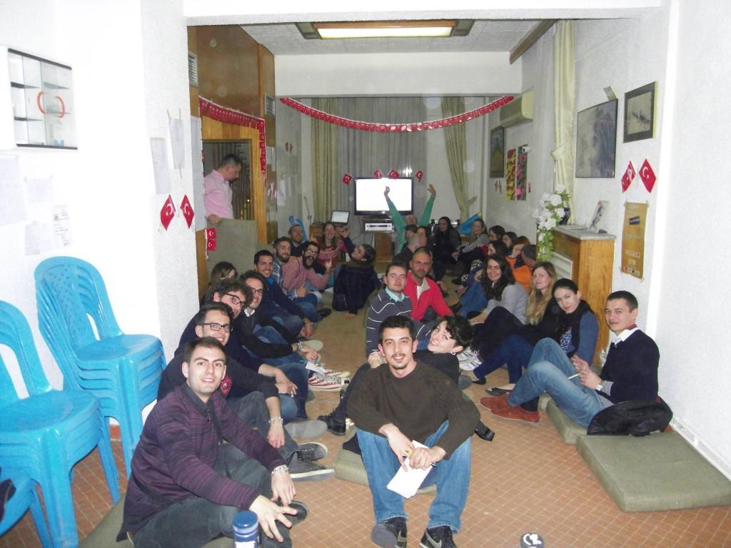 intercambio erasmus+ en turquia