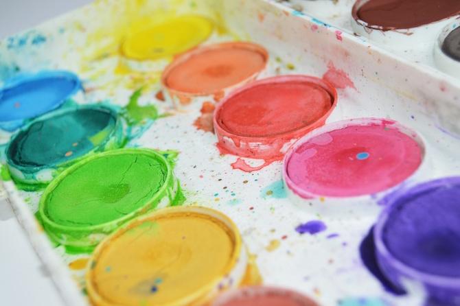 SVE Bulgaria para trabajar con niños a través del arte