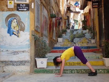 Becas Erasmus+ para curso de formación sobre creatividad y cultura en Palermo