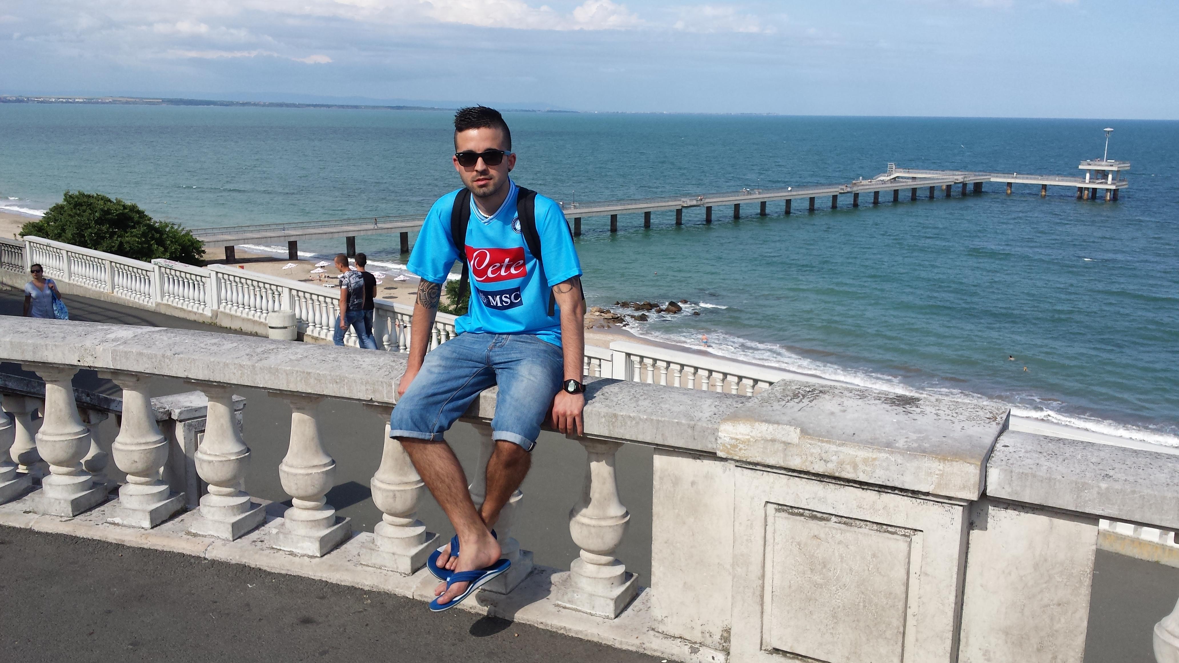 borja de voluntariado europeo en playa