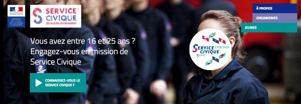 voluntariado en francia