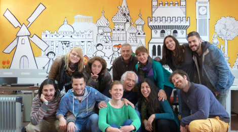 9 meses en Portugal en departamento de proyectos europeos