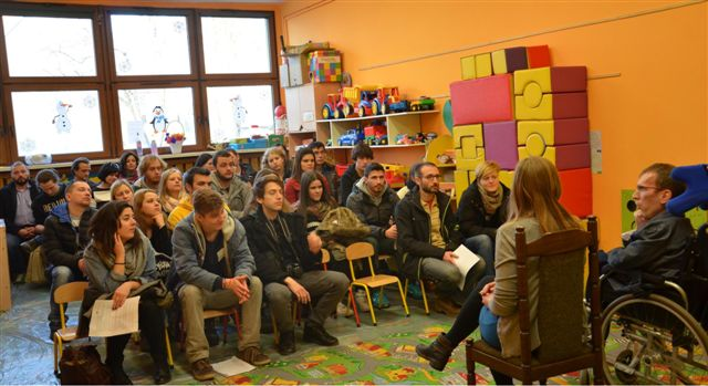 Erasmus+ Study visit in Poland , march 2015