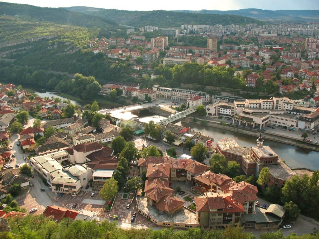 SVE Bulgaria Vida saludable