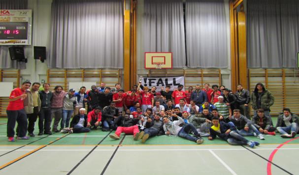 voluntariado europeo en suecia