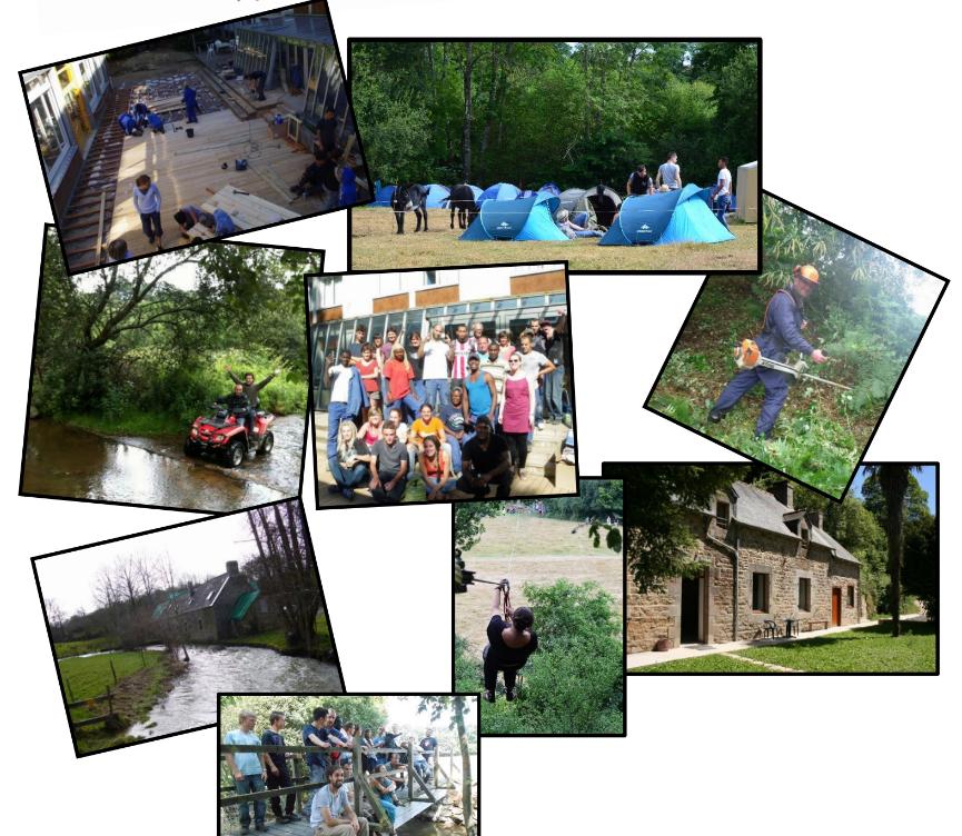 voluntarios verano