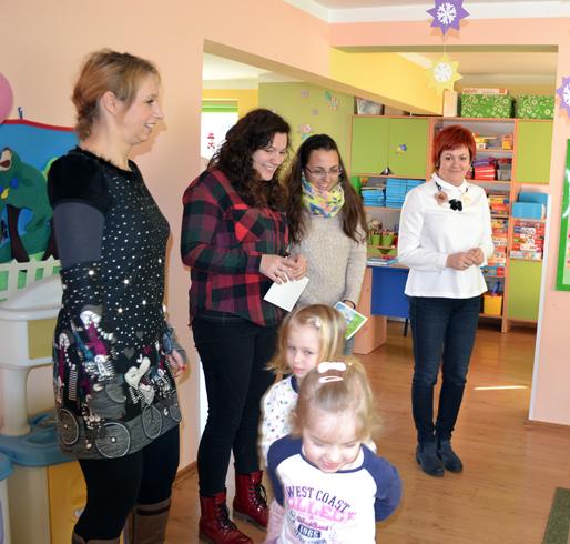 voluntariado europeo en guarderia de polonia
