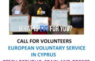 Voluntariado europeo en Chipre sobre juventud