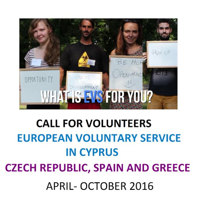 voluntariado europeo chipre