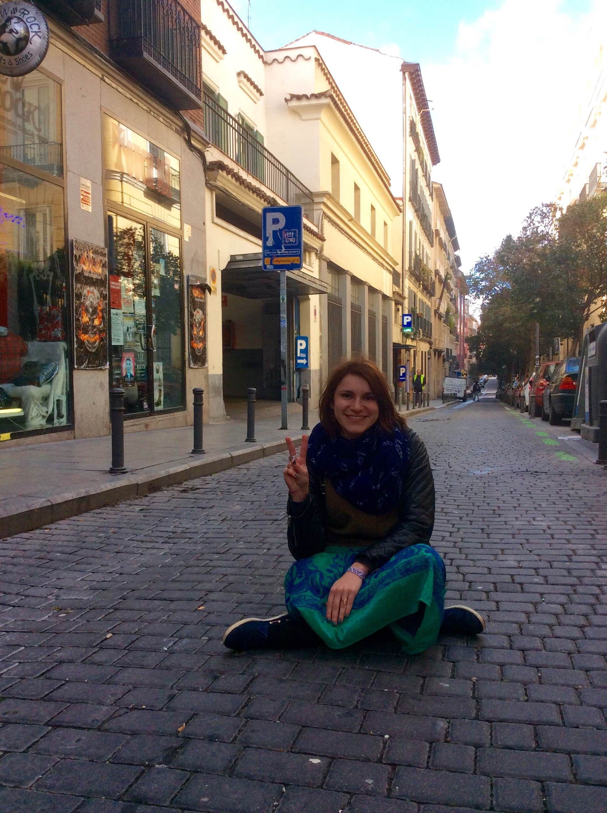 Lost and found in translation. Kika in Madrid