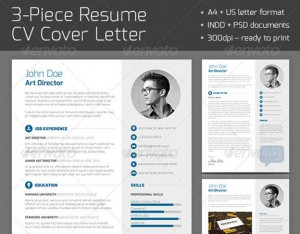 mejores-plantillas-curriculums-vitae-profesionales-3-piece-resume-cv-cover-letter