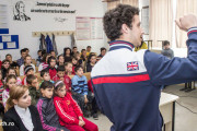 Voluntariado europeo profesores en Rumanía