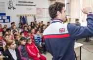 Voluntariado europeo actividades con niños en Rumanía