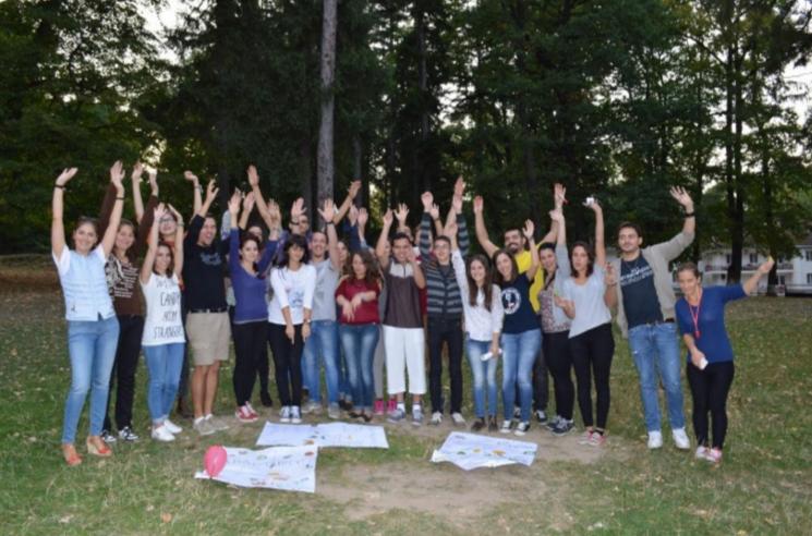 Building Bridges-YesEuropa participa en el intercambio