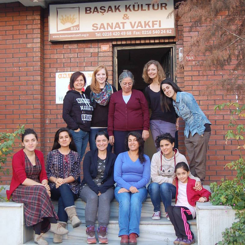 voluntariado europeo turquia