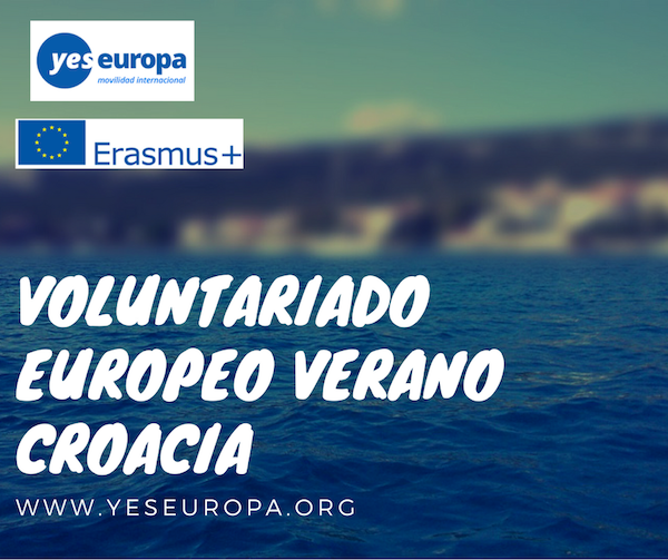 VOLUNTARIADO europeo verano