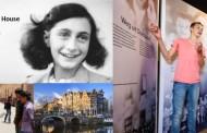 SVE en el museo de Ana Frank en Holanda